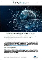 Speciale Intelligent Automation – SlowLetter Febbraio 2020