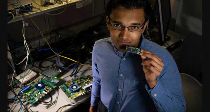 Intel Loihi, riconoscere gli odori con un chip