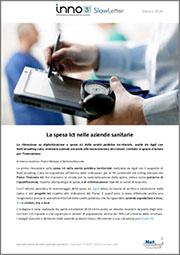 Speciale Spesa Ict nelle aziende sanitarie