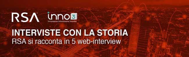 RSA INTERVISTE CON LA STORIA