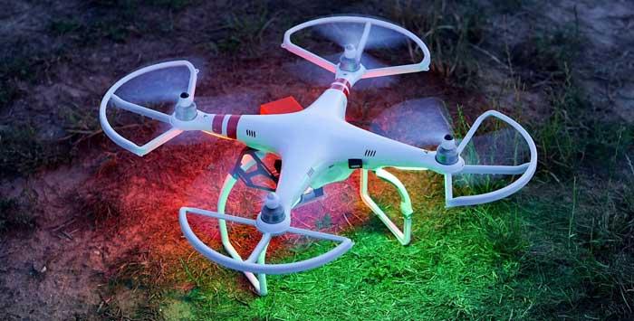 GlobalData, l'utilizzo dei droni nella lotta a Covid-19