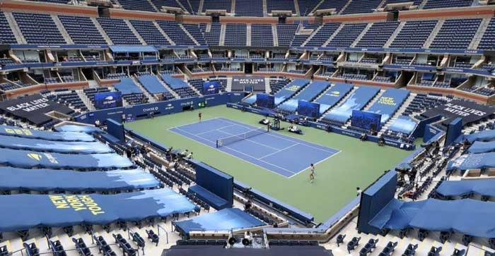 Tennis US Open, AI e cloud avvicinano i fan (assenti)