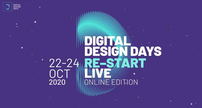 Digital Design Days – Re-Start Live