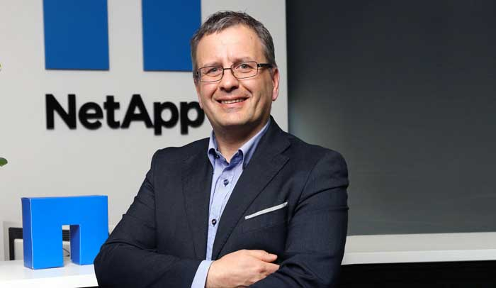 "Netapp, l'ideale del ""data center diffuso"""