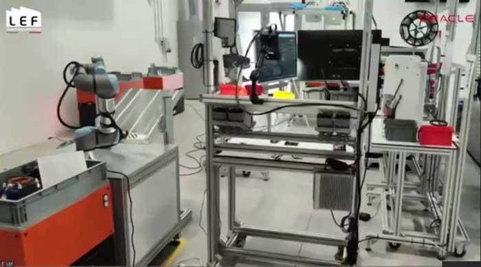 Lef, una fabbrica 4.0 per spingere il manufacturing