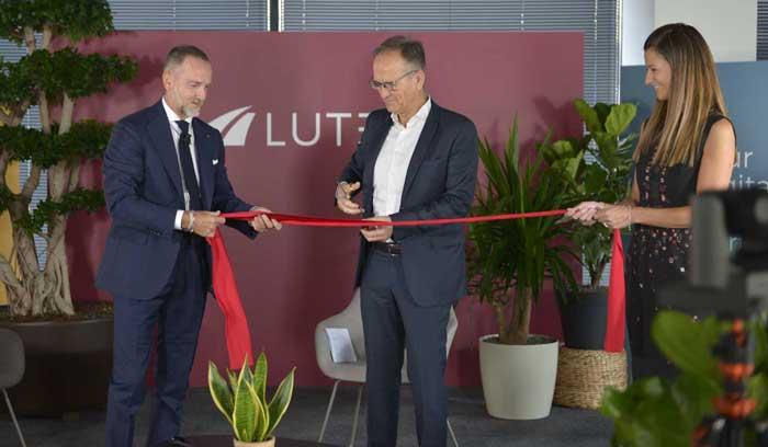 Lutech, inaugurata sede ibrida per nuovo corso