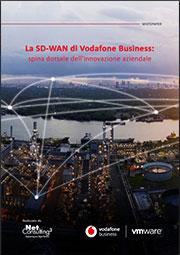 La SD-WAN di Vodafone Business, spina dorsale dell'innovazione aziendale