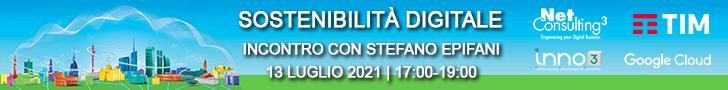 Sostenibilità Digitale - Incontro con Stefano Epifani
